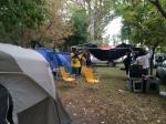 Vizinhos de acampamento